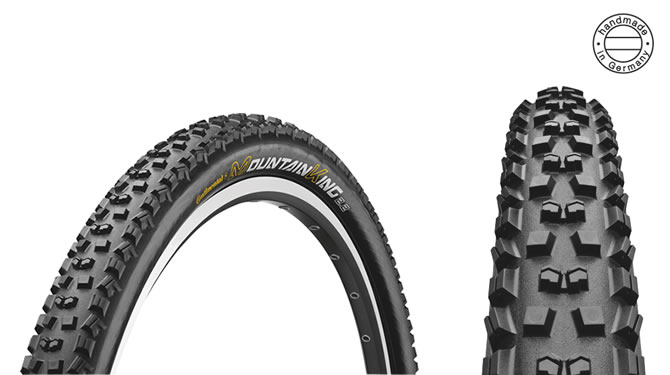 BW Continental Mountain King Sport Tire 27.5 x 2.2